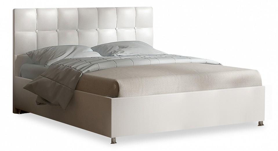 Кровать двуспальная Sonum с матрасом и подъемным механизмом Tivoli 180-190