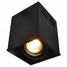 Накладной светильник Cardani A5942PL-1BK