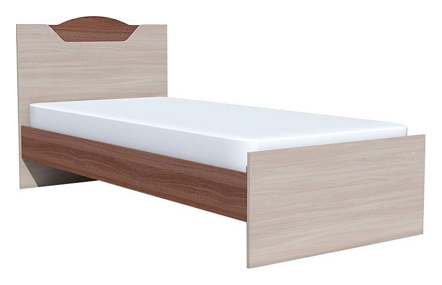 Кровать односпальная Рива НМ 014.42