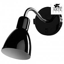 Бра Arte Lamp A1408AP-1BK Dorm