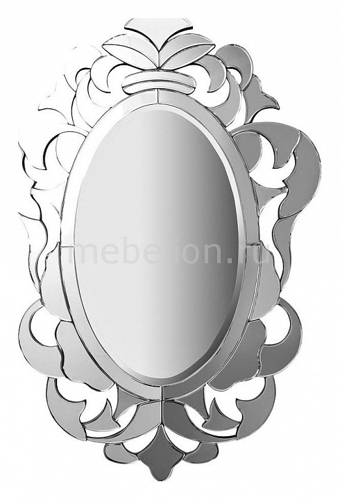 Зеркало настенное Garda Decor KFH1634-1 garda decor набор бокалов для молодоженов page 1
