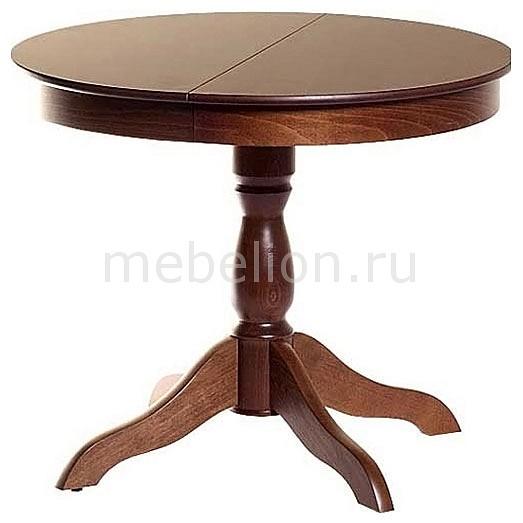 Стол обеденный Латина-2 темно-коричневый