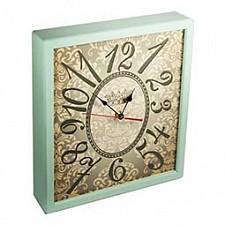 Настенные часы (34х30 см) Узор 3034-22