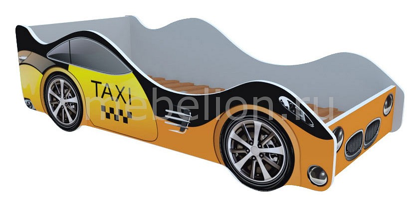 Кровать-машина Кровати-машины Таксолет M054