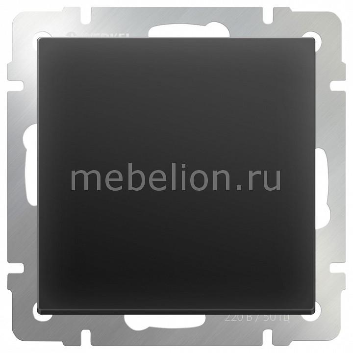 Заглушка для поста Черный матовый WL08-70-11 Черный матовый WL08-70-11
