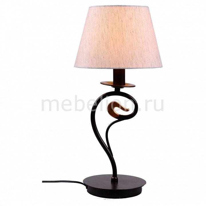 Настольная лампа Favourite декоративная Paralumi 1147-1T бра paralumi 1147 1w favourite 1116527