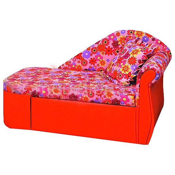 Диван-кровать Мася-12 8081127 красный/розовый