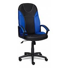 Кресло компьютерное Twister черный/синий