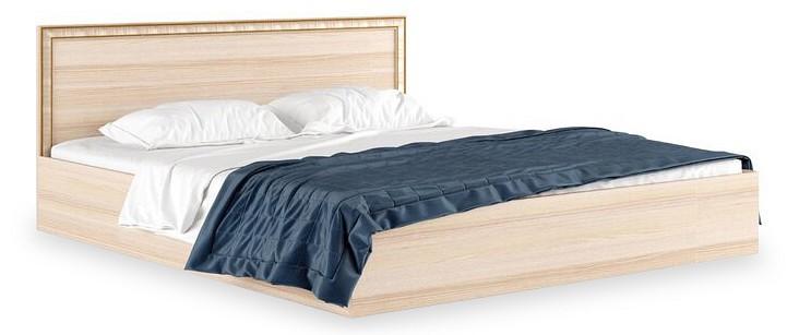Кровать двуспальная Наша мебель Виктория-Б с матрасом 2000х1800 кровати двуспальные belabedding кровать двуспальная с матрасом уэльс 2000x1800