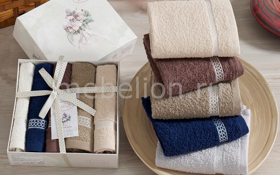 Набор из 5 полотенец для кухни KONFETI