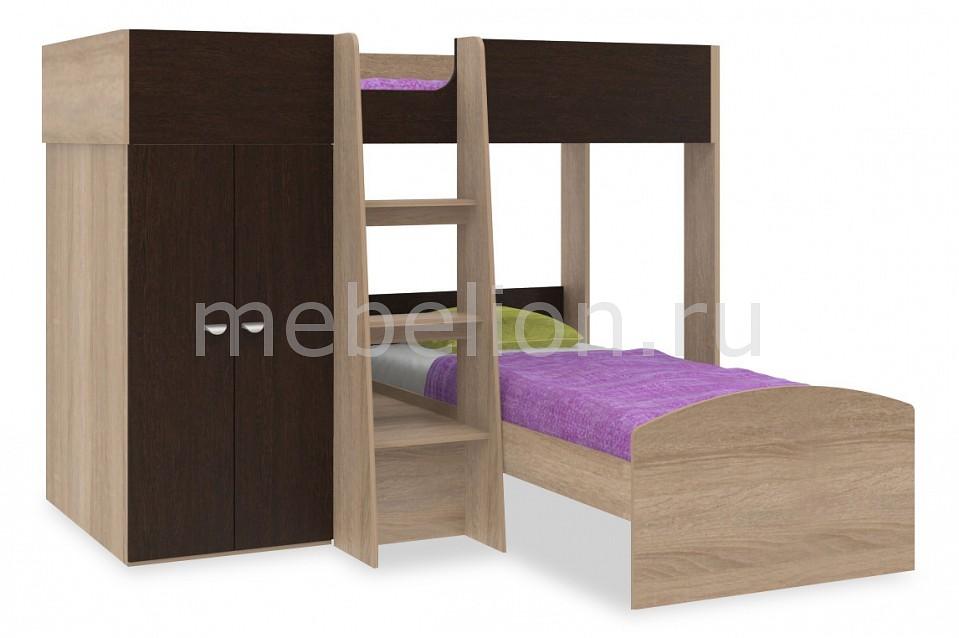 Кровать двухъярусная Golden Kids 4