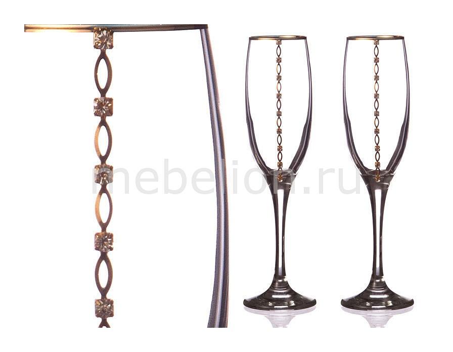 Набор бокалов для шампанского 802-510-02