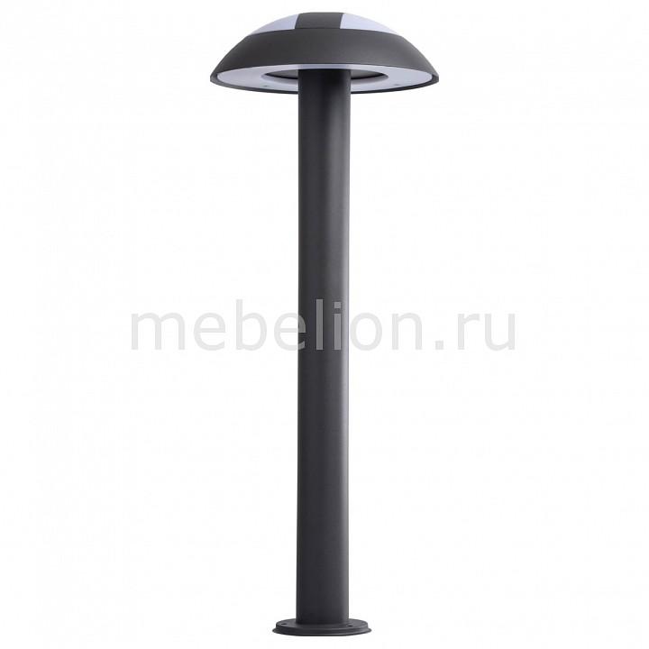Наземный высокий светильник MW-Light Меркурий 807042301 mw light уличный светильник меркурий
