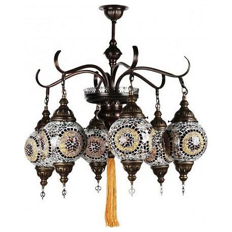 Люстра на штанге Kink Light Марокко 0215T/6,04 (70) kink light подвесная люстра kink light марокко 0215t 6 07 70