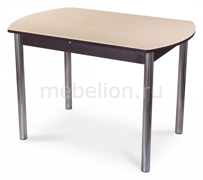 Стол обеденный Домотека Альфа ПО с камнем столы