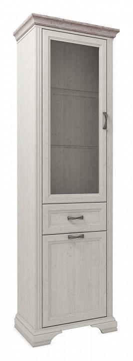 Шкаф-витрина Monako 1V1D1S