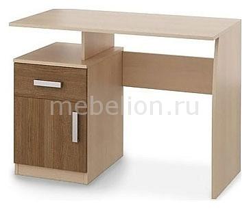 Стол письменный Столлайн Мика СТЛ.121.09 дуб кремона/ясень кассино стол письменный мика стл 165 07