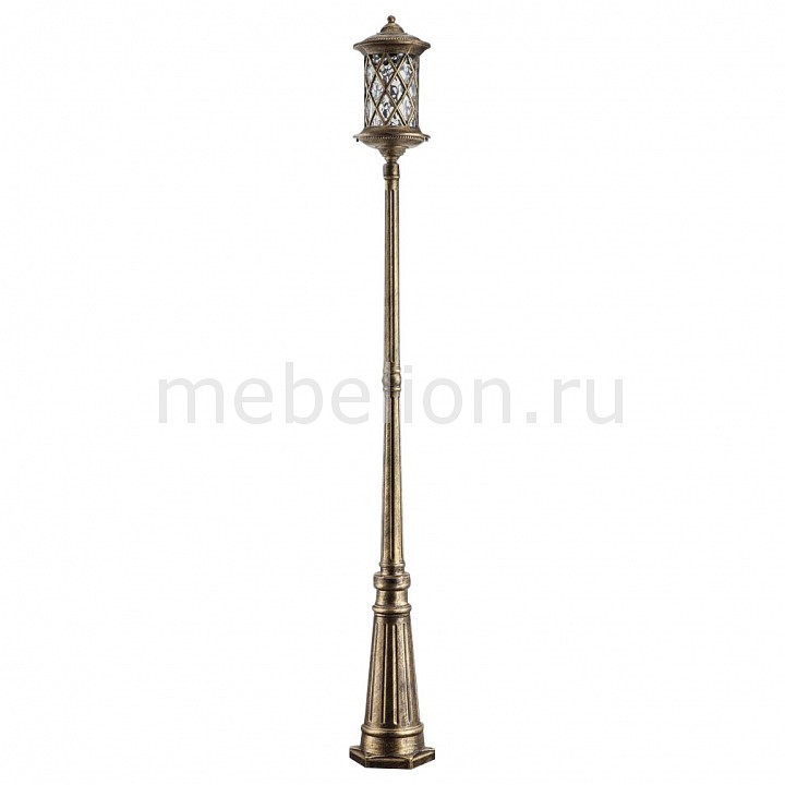 Наземный высокий светильник Feron Тироль 11516 фонарный столб feron тироль 11518