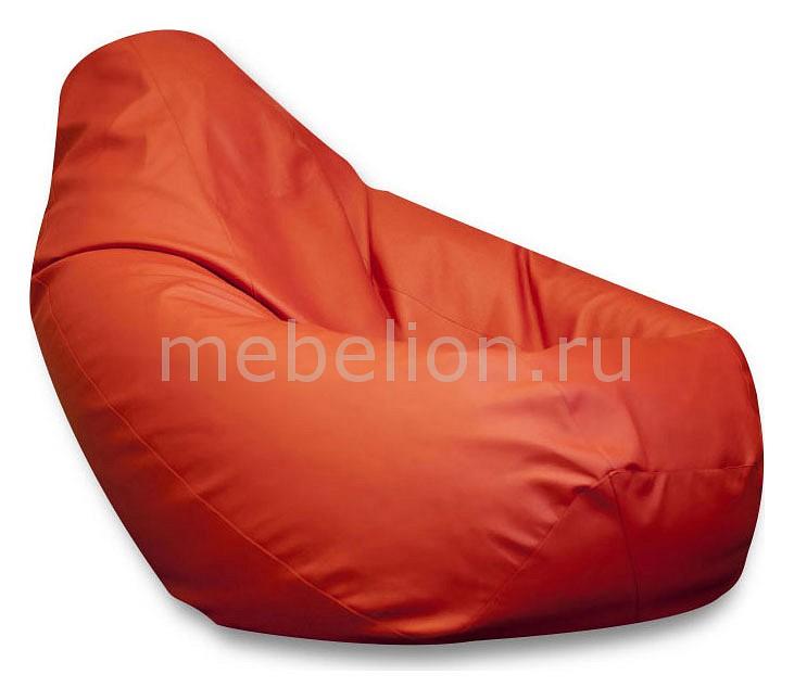 Кресло-мешок Красная кожа III  реставрация журнального столика своими руками фото