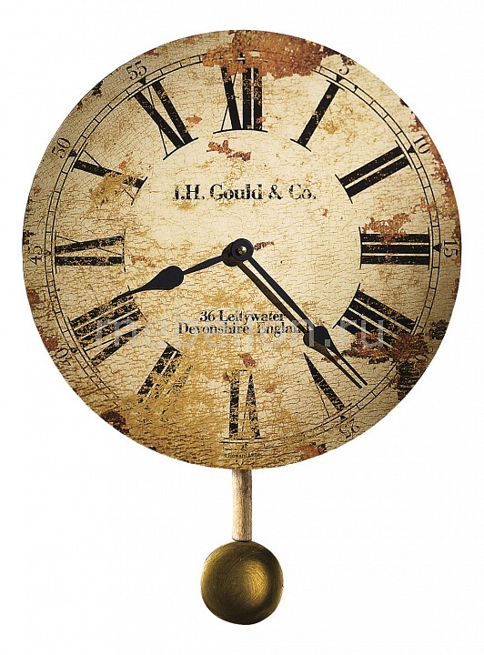 Настенные часы (33х45.7 см) Howard Miller 620-257