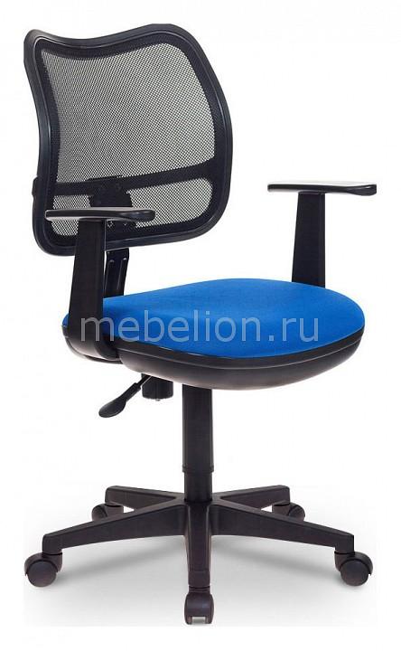 Кресло компьютерное Бюрократ Бюрократ CH-797AXSN синее кресло бюрократ ch 797axsn красный