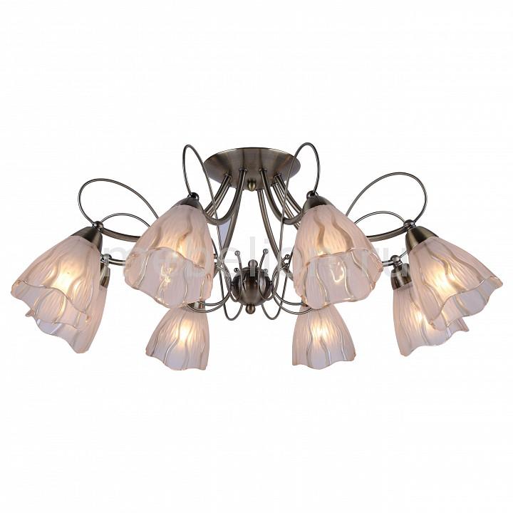 Потолочная люстра Arte Lamp Monica A6189PL-8AB
