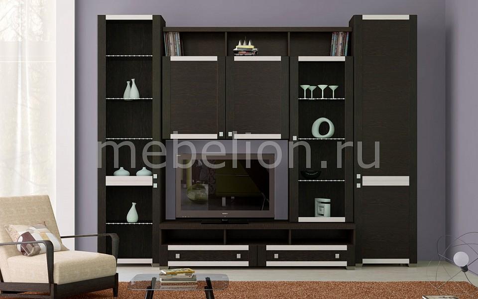 Стенка для гостиной Мебель Трия Фиджи 12 ГН-153.012 мебель трия тетрис гн 154 003