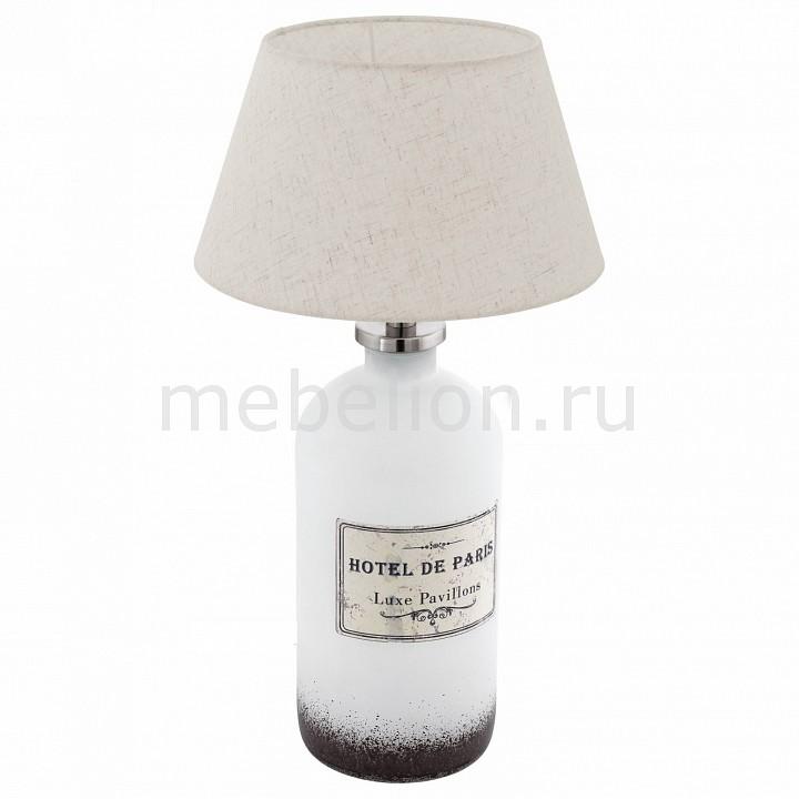 Настольная лампа декоративная Eglo Roseddal 49663 цена и фото