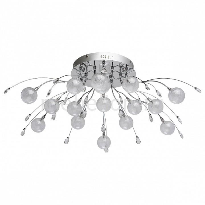 Купить Потолочная люстра Амелия 360014116, MW-Light, Германия