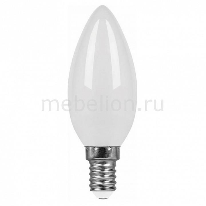 Лампа светодиодная [поставляется по 10 штук] Feron Лампа светодиодная E14 220В 5Вт 2700 K LB-58 25647 [поставляется по 10 штук] лампа светодиодная feron 5вт 230в e14 4000k свеча диммируемая