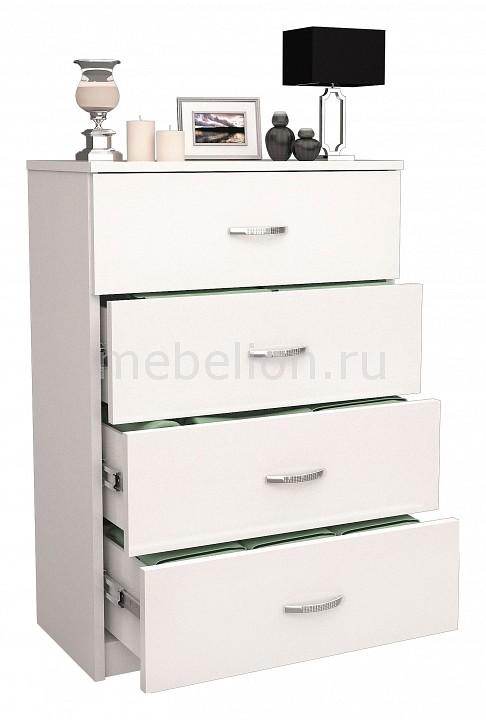 Комод Финк-64 МСТ-КУФ-64-16 БЕЛ  пеленальный комод можга с 575