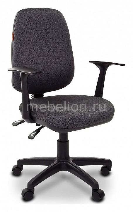 Кресло компьютерное Chairman 661 серый/черный
