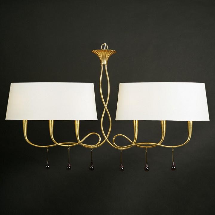 Купить Подвесной светильник Paola 3541, Mantra, Испания