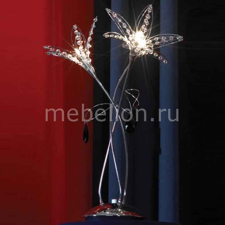Настольная лампа декоративная Lussole LSA-6004-03 Giglio