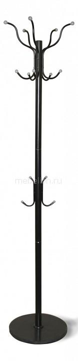 Вешалка-стойка Sheffilton SHT-CR400 вешалка sheffilton sht cr400 черный серый черн