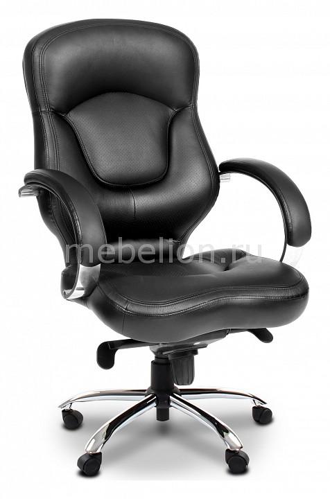 Кресло компьютерное Chairman 430 черный/хром, черный  журнальный столик из досок