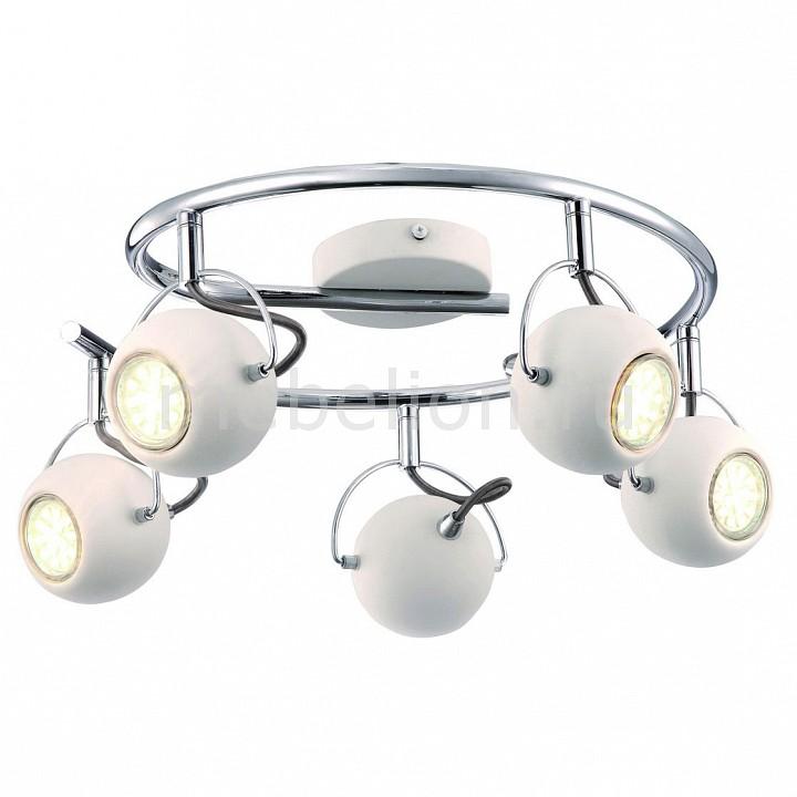 Спот Arte Lamp A9128PL-5WH Spia