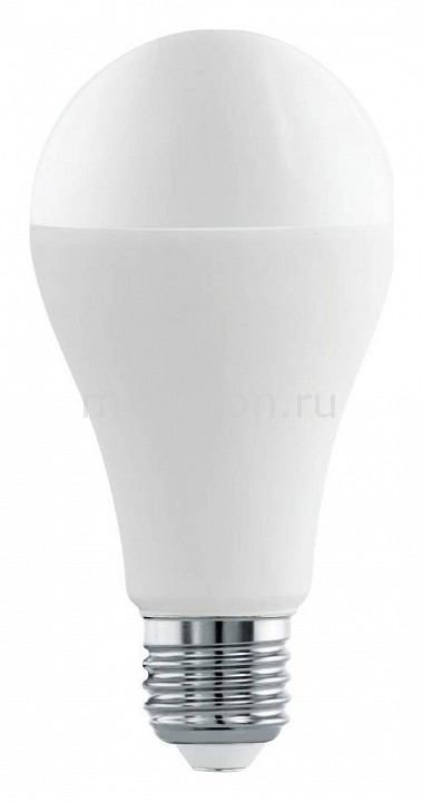 Лампа светодиодная Eglo A65 E27 220В 16Вт 3000K 11563 лампа светодиодная [поставляется по 10 штук] eglo лампа светодиодная a65 e27 16вт 4000k 11564 [поставляется по 10 штук]