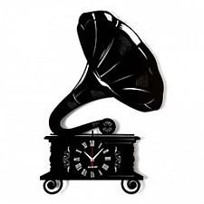 Настенные часы Silver Smith (53.4х80 см) GRAMOPHONE 04007bk0