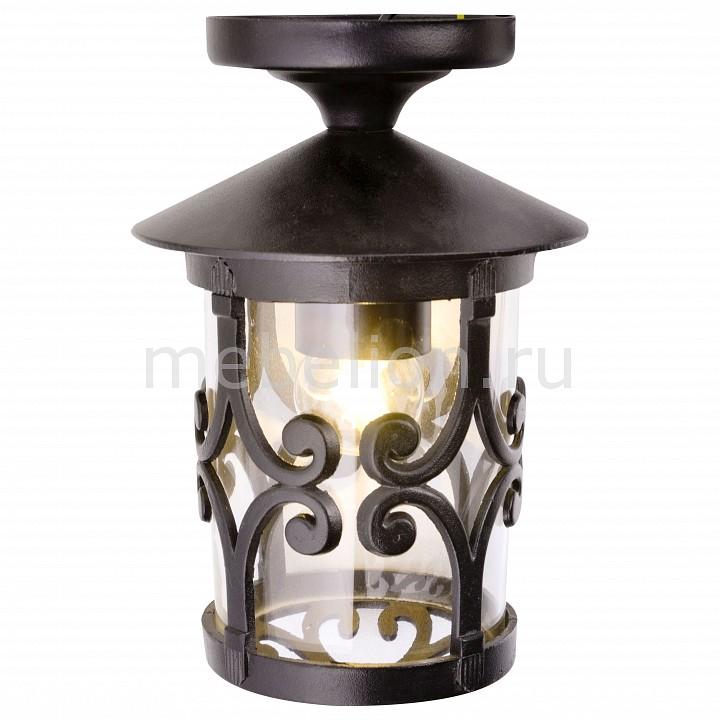 Накладной светильник Arte Lamp Persia 1 A1453PF-1BK садово парковый светильник arte lamp persia a1454fn 1bk