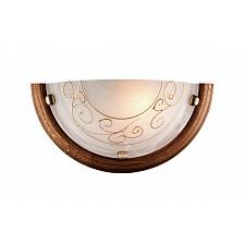 Накладной светильник Sonex 034 Barocco Wood