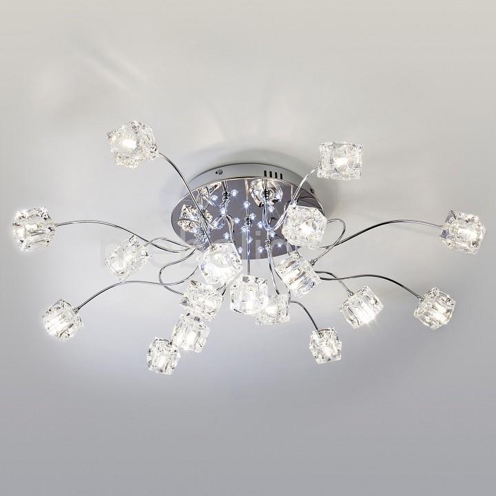 Купить Накладной светильник 80113/17 хром/белый, Eurosvet, Китай