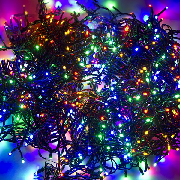 Гирлянда на деревья (60 м) Clip Light LED-BW-200 323-309 от Mebelion.ru
