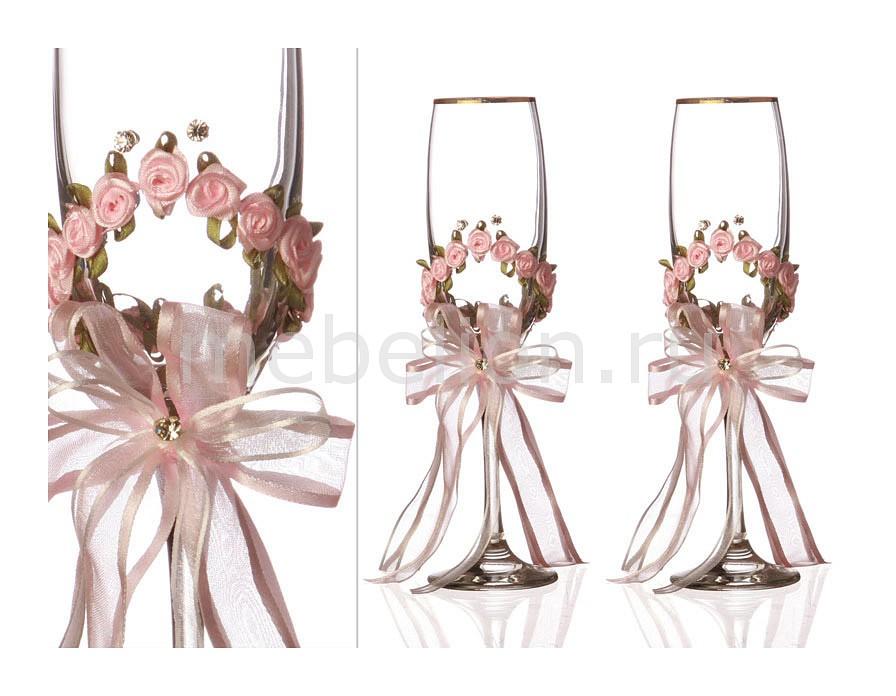 Набор бокалов для шампанского АРТИ-М 802-510016 набор бокалов арти м набор из 6 бокалов виола микс 674 320