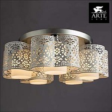 Потолочная люстра Arte Lamp A8348PL-5WH Helen