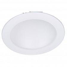 Встраиваемый светильник Arte Lamp A7016PL-1WH Riflessione