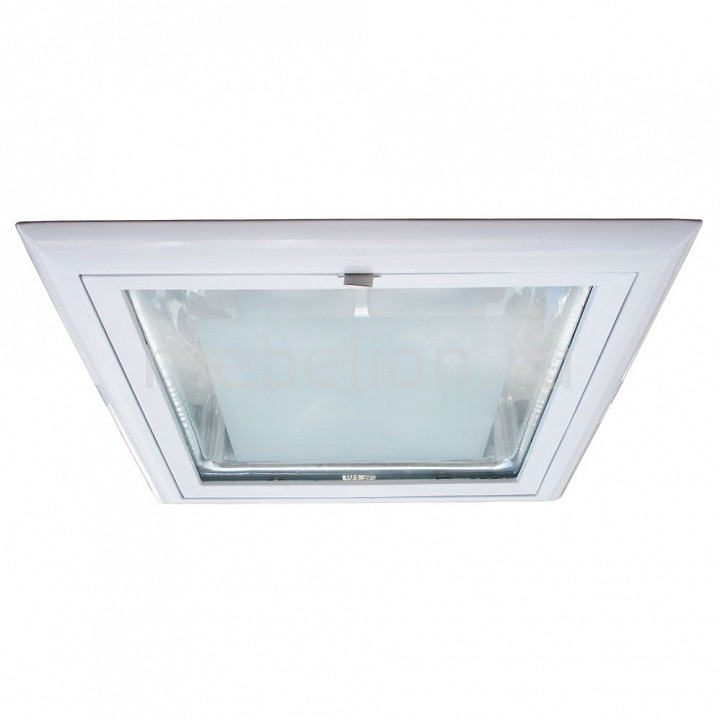 Встраиваемый светильник Arte Lamp A8044PL-2WH Technika