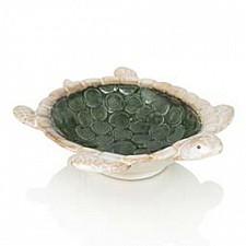 Чаша декоративная Home-Philosophy (21х16 см) Green Turtle 241124