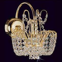 Бра Preciosa Brilliant 25 3511 001 07 00 00 40 накладной светильник preciosa brilliant 25 3305 002 07 00 00 40