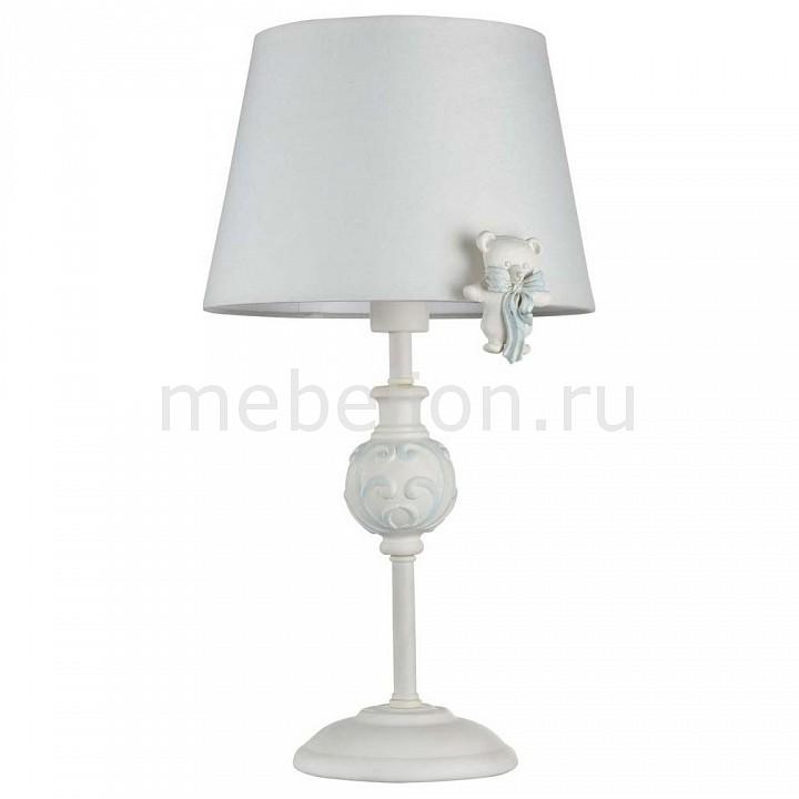 Купить Настольная лампа декоративная Laurie ARM033-11-BL, Maytoni, Германия